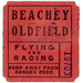 Beachey Oldfield ticket